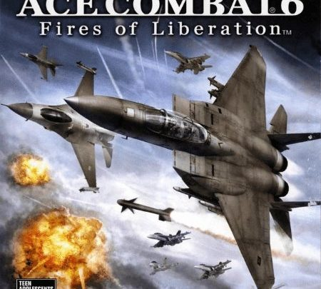 Ace Combat 6: Fires of Liberation XBOX360