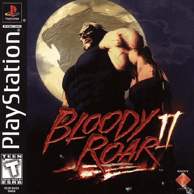 Bloody Roar 2:The New Breed PSX