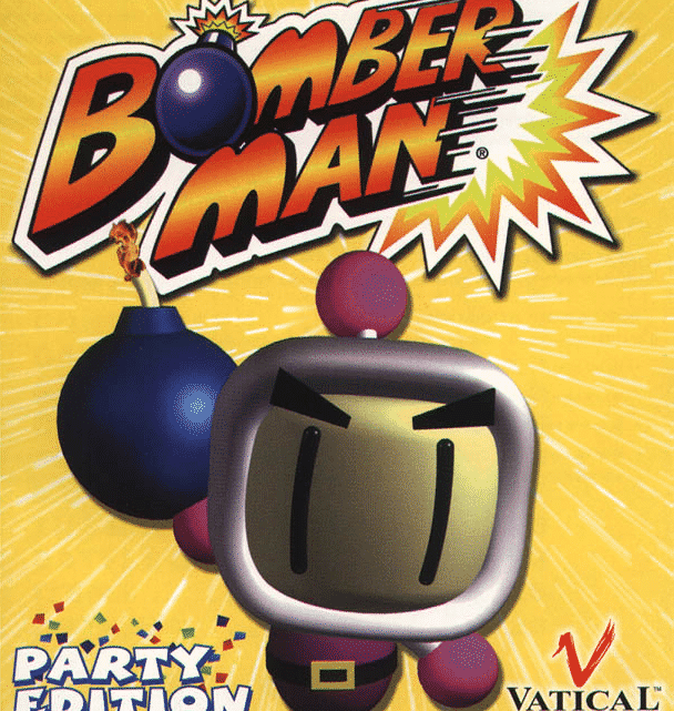 Bomberman Party Edition PS1/ROM Download