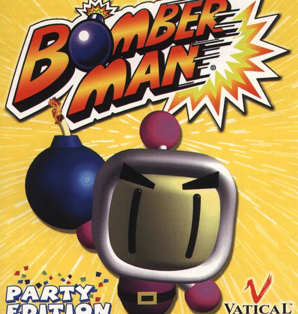 Bomberman Party Edition PSX