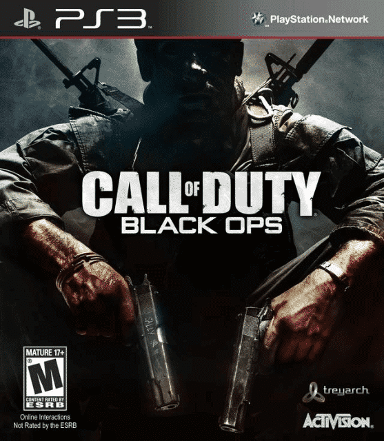 Call of Duty: Black Ops PS3