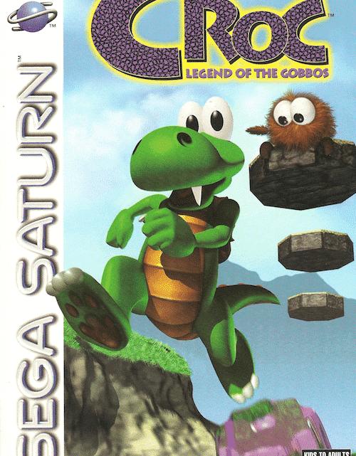 Croc: Legend of the Gobbos Sega Saturno