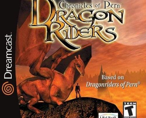 Dragon Riders: Chronicles of Pern Dreamcast