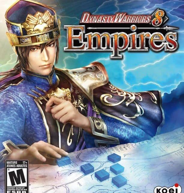 Dynasty Warriors 8: Empires Playstation4