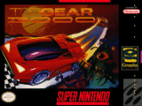 O Top Gear 3000 snes
