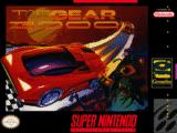 O Top Gear 3000 snes