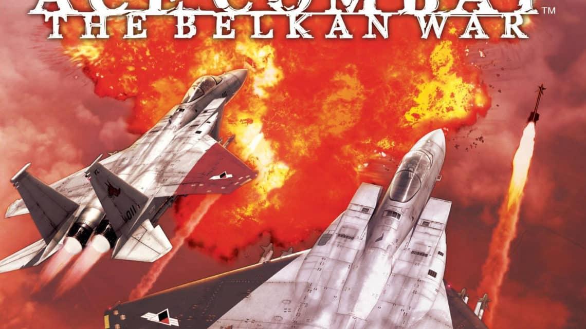Ace Combat Zero: The Belkan War PS2