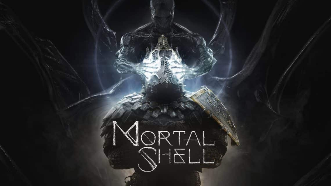 "Mortal Shell, PS4 ""Inspirado em Dark Souls"""