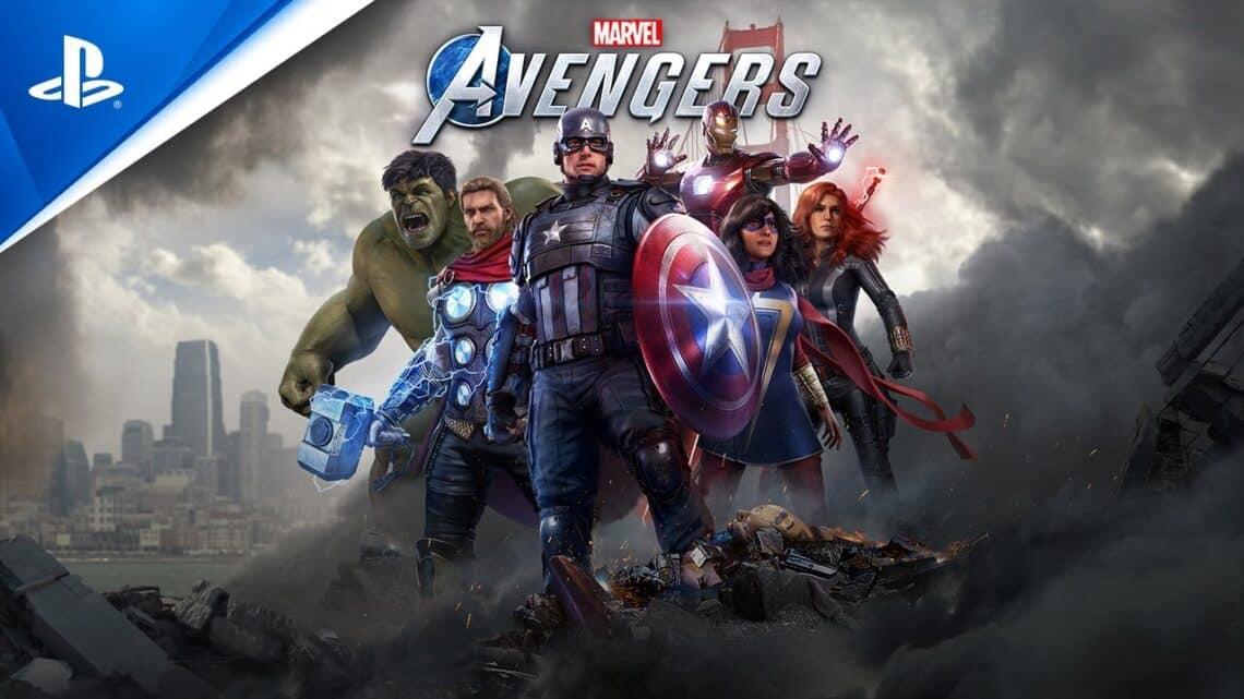 Marvel's Avengers: SKINS EXCLUSIVAS PARA INTEL E OUTROS: SUPOSTAS IMAGENS DE VAZAMENTO