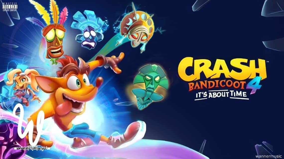 Crash Bandicoot 4: It's About Time PC FREE DOWNLOAD