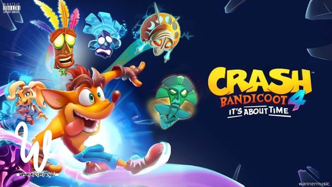 Confira Hoje Lista de troféus de Crash Bandicoot 4: It's About Time