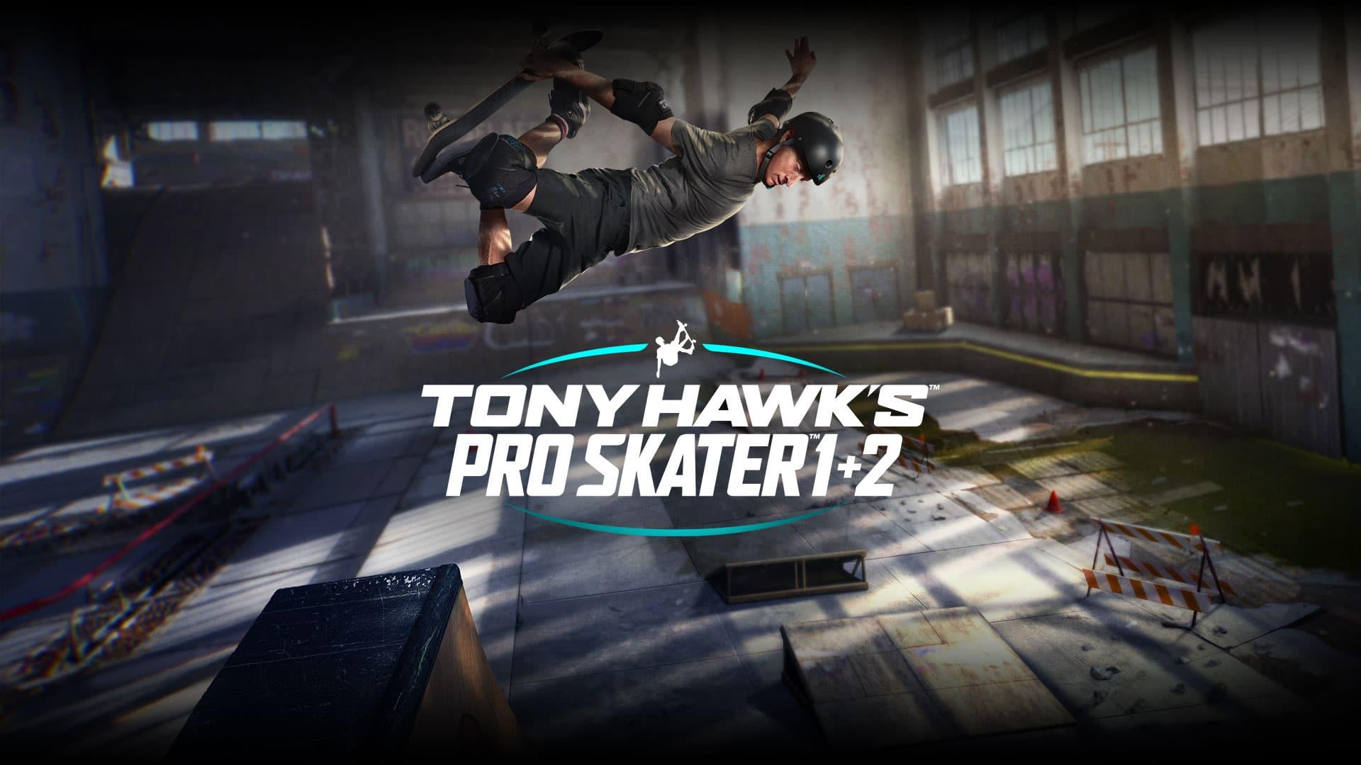 Tony Hawk Pro Skater 1+2 (Game)