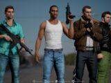 Personagens HD de GTA