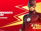 Flash Skin Fortinite