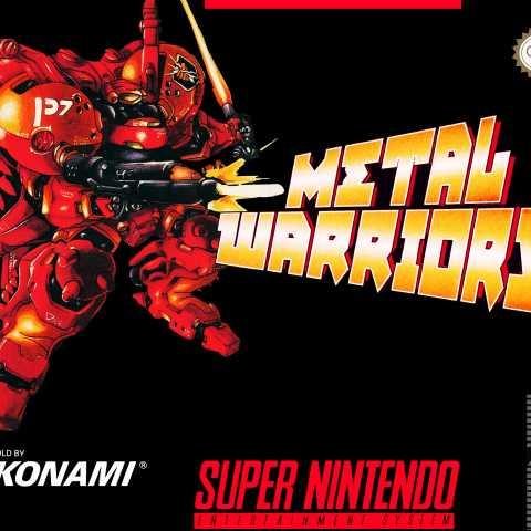 Metal Warriors SNES