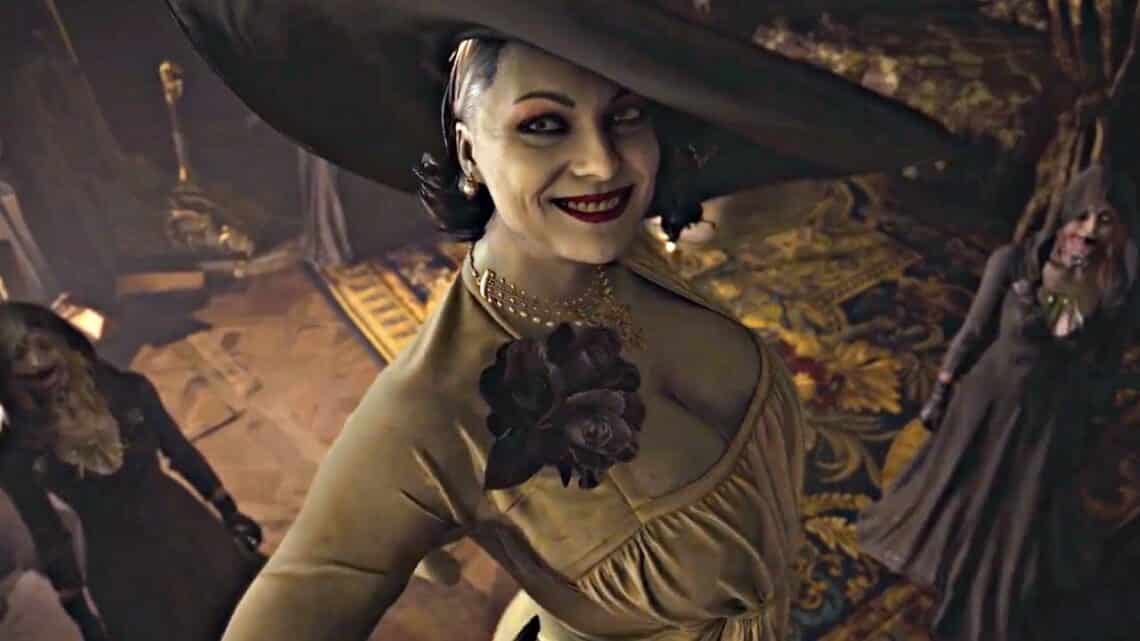Resident Evil Village: MOD NU da Lady Dimitrescu